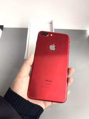 IPhone 7 plus 128gb unlocked warranty for Sale in Malden, MA