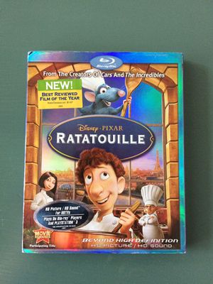 Disney Ratatouille Blu Ray Only for Sale in Temple Terrace, FL