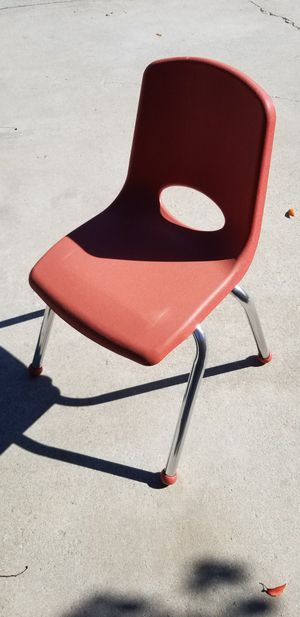 5 Early childhood resources toddler chairs for Sale in San Jose, CA