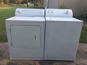Kenmore Washer & Electric Dryer Matching Set for Sale in Baton Rouge, LA