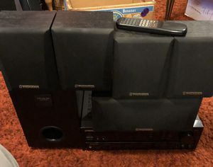 Pioneer Audio/video stereo receiver VSX-305 with remote and Dolby surround sound system pick up only Hilliard area for Sale in Hilliard, OH