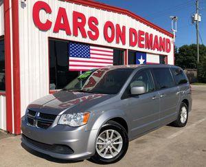 2016 Dodge Grand Caravan for Sale in Pasadena, TX