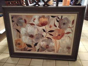 LARGE WALL FRAME for Sale in Pembroke Pines, FL
