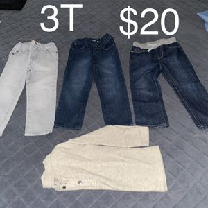 Little Boys Clothing Size 3T for Sale in Tucson, AZ