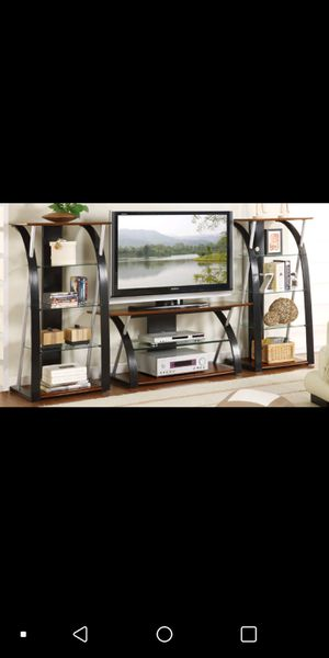 New TV stand With Shelves for Sale in Austin, TX