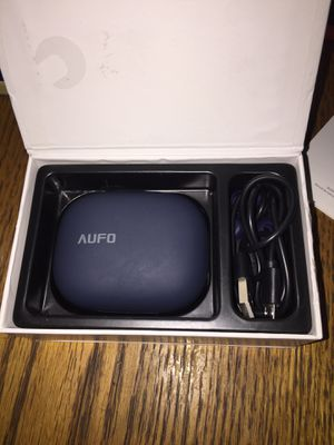 Aufo wireless waterproof Bluetooth earbuds for Sale in Columbia, PA
