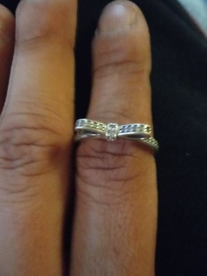 Sterling silver Bow ring for Sale in Indianapolis, IN