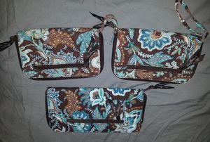 Vera Bradley Java Blue wallets for Sale in Plano, TX