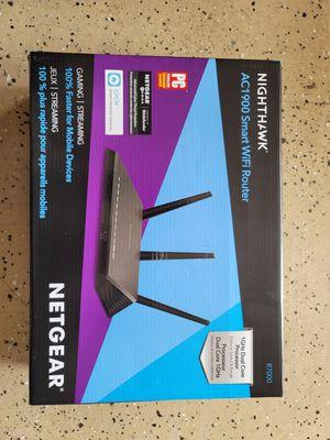 NETGEAR Nighthawk Smart WiFi Router (R7000) for Sale in Las Vegas, NV