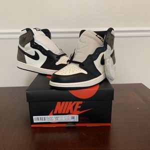 BRAND NEW Nike Air Jordan Retro 1 Dark Mocha Men's Size 10 for Sale in Chapel Hill, NC