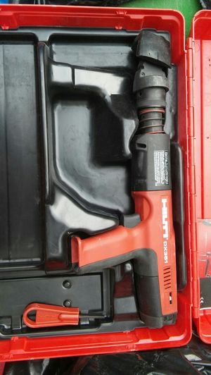 Hilti powder actuated tool for Sale in Baltimore, MD