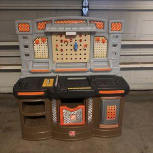 Kids Home Depot Toy Work Station for Sale in Davie, FL