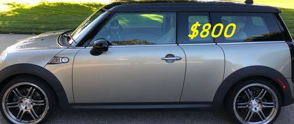 ⛔️❇️URGENTLY 💲8OO For Sale 2OO9 Mini Cooper 💝 Clean title! Runs and drives very smooth! In very good condition.🟢❇️ for Sale in Warren,  MI