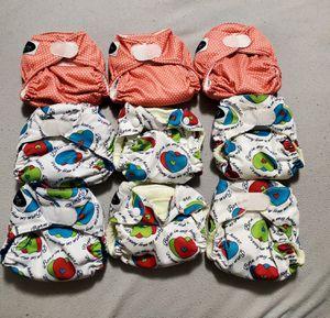 Imagine newborn cloth diaper- all in one for Sale in Columbia, MO