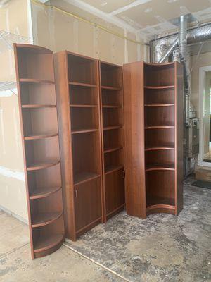 Dania bookshelves $400 OBO for Sale in Mill Creek, WA