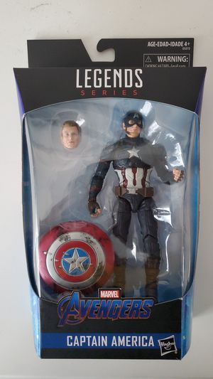 Captain America Walmart Exclusive for Sale in ROWLAND HGHTS, CA