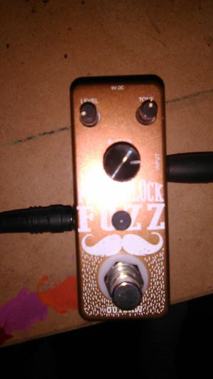Five o'clock fuzz pedal for Sale in Omaha, NE
