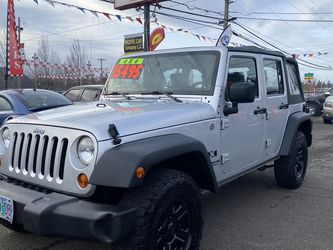 2007 Jeep Wrangler for Sale in Happy Valley	,  OR