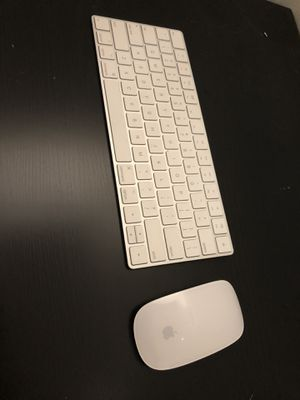 Apple Mouse & Keyboard Wireless for Sale in Fullerton, CA