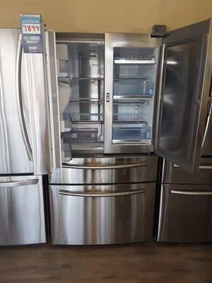 Samsung Refrigerator for Sale in Long Beach, CA
