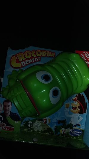 Crocodile dentist for Sale in Bloomington, CA