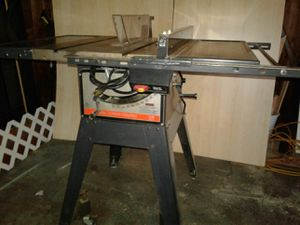 Craftsman Table Saw for Sale in Wichita, KS