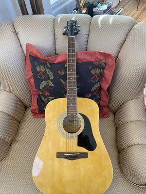 Silvertone acoustic guitar. Perfect for Sale in Surprise, AZ