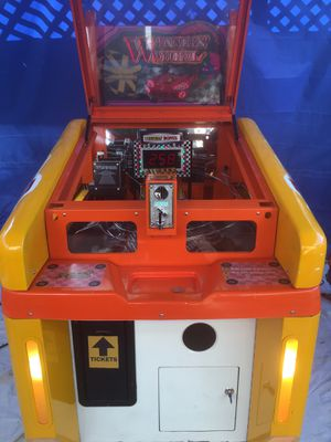 Arcade Andaimro Winners Wheel 2006 Ticket Redemption Game (Working 100% & Super Clean) for Sale in Lomita, CA