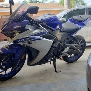 2017 yamaha R3 (no Offers) Track Bike for Sale in Glendale, CA