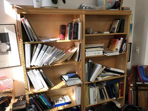 Office desk chairs bookshelves and file cabinet for Sale in Boca Raton, FL