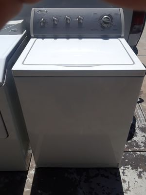 appliance whirlpool gold washer like new $200 /30 days warranty free LOCAL delivery for Sale in Moreno Valley, CA