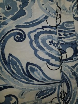 Paisley shower curtain for Sale in North Pekin, IL