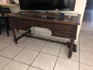 Antique Desk for Sale in Fort Lauderdale, FL