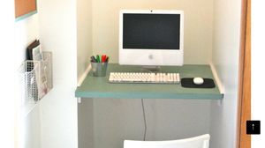 Custom small space office desk for Sale in Plainfield, IL