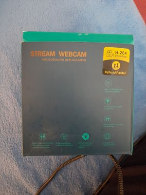 Webcam for computer for Sale in Hillcrest Heights, MD