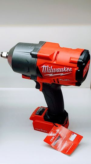 Milwaukee One Key High Torque Impact for Sale in Denver, CO