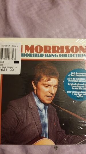 Van Morrison for Sale in Detroit, MI