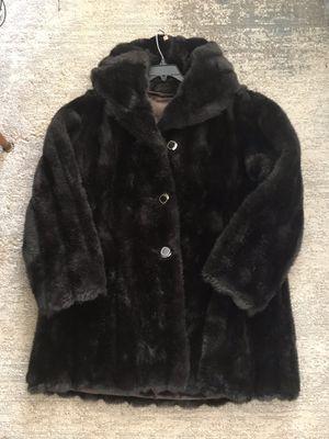 Woman's fur coat for Sale in Falls Church, VA