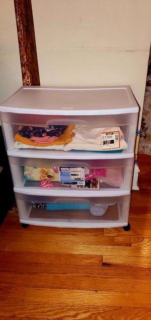 Plastic drawer organizer for Sale in Chicago, IL
