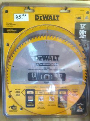 """DeWalt twin pack 12"""" for Sale in Berwick, PA"""
