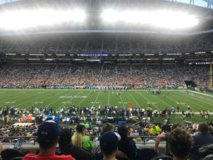 2 CLUB LEVEL Seahawks vs Rams tix on October 3rd for $950 each includes parking at T-Mobile Park section 234 row E for Sale in Snohomish, WA