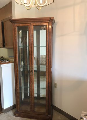 Glass display case for Sale in Nashville, TN