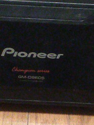 Pioneer champion series amp for Sale in Murfreesboro, TN