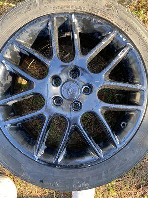 2014 v6 mustang wheels 18x8 for Sale in Mechanicsville, VA