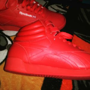 Red reeboks for Sale in Denver, CO
