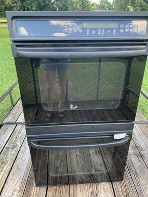 """GE double oven 30"""" works great for Sale in Davie, FL"""