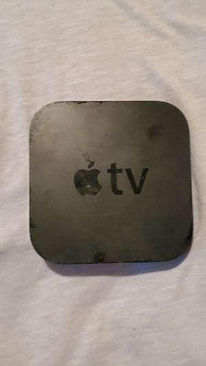 3rd Gen Apple Tv! for Sale in Wichita, KS