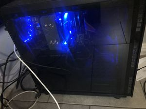 Gaming Computer, MSI Curved monitor, Ducky one 2 mini, Astro A40, Gloripus mode O for Sale in San Bernardino, CA
