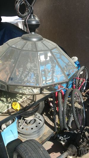 Stained glass Chandelier for Sale in Temple City, CA