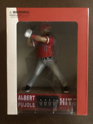 Pujols action figure hits for Sale in Santa Ana, CA